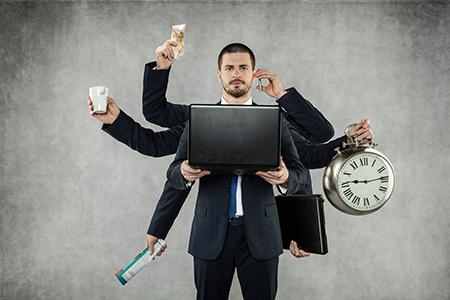 Multitasking in Business